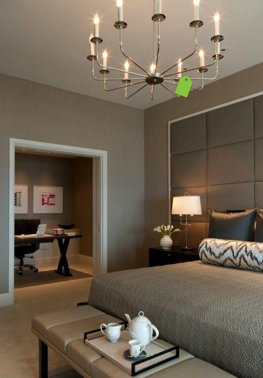 Dormitorios matrimoniales dormitorio pinterest pintar for Decoraciones de cuartos para parejas