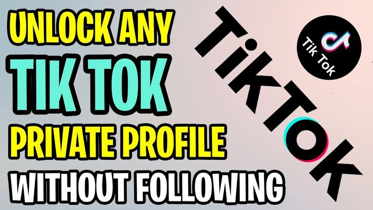 How To View Private TikTok Accounts 🔥 See Videos of Any