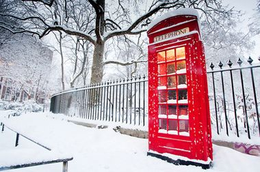 Welcome Winter- Dealing with your very first winter in UK