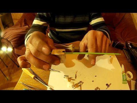 Рыбалка Изготовление Электронной Зимней Удочки Электромагнитный Кивок KarakayS Chanal - YouTube