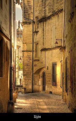 Uzès, Languedoc-Roussillon, France A 50 minutes du Domaine le Clos des Capitelles