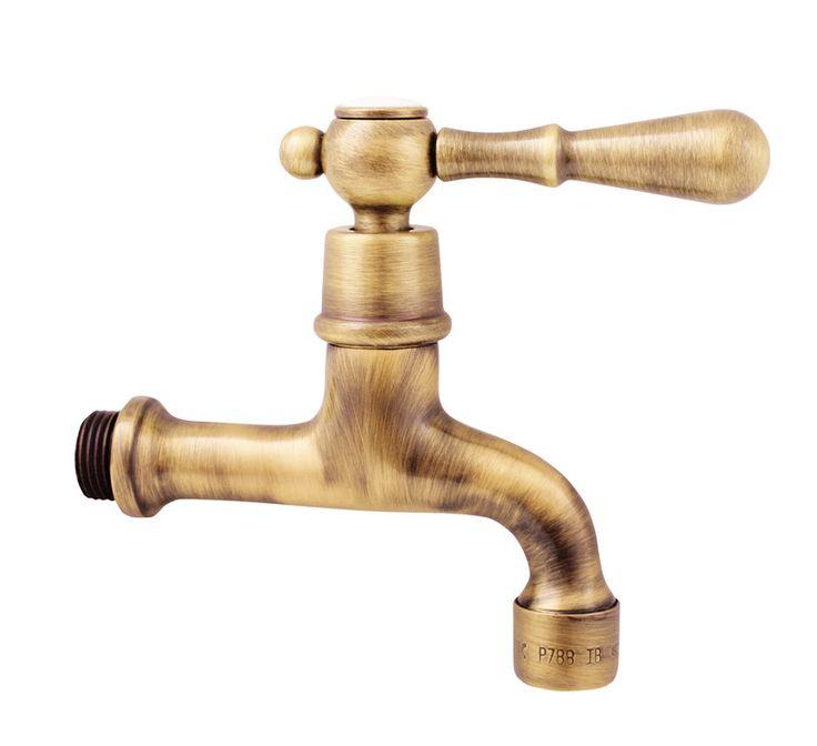 Rav Morava stará mosaz kohout na jednu vodu MK493SM