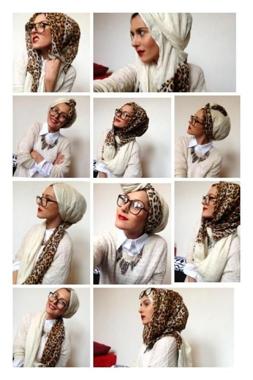 Different hijab looks #dinatokio #hijab #fashion