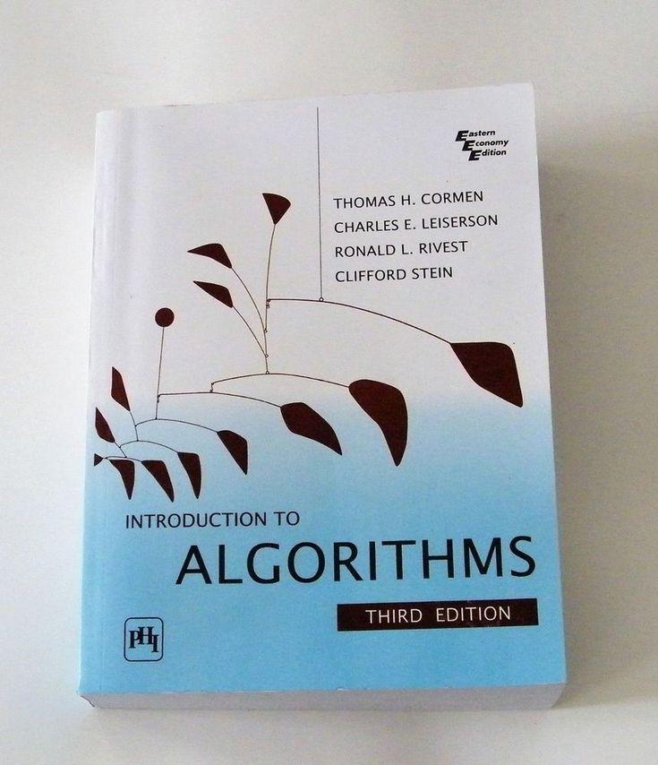 Best 25 introduction to algorithms ideas on pinterest online introduction to algorithms third edition thomas h cormen 2010 paperback fandeluxe Choice Image