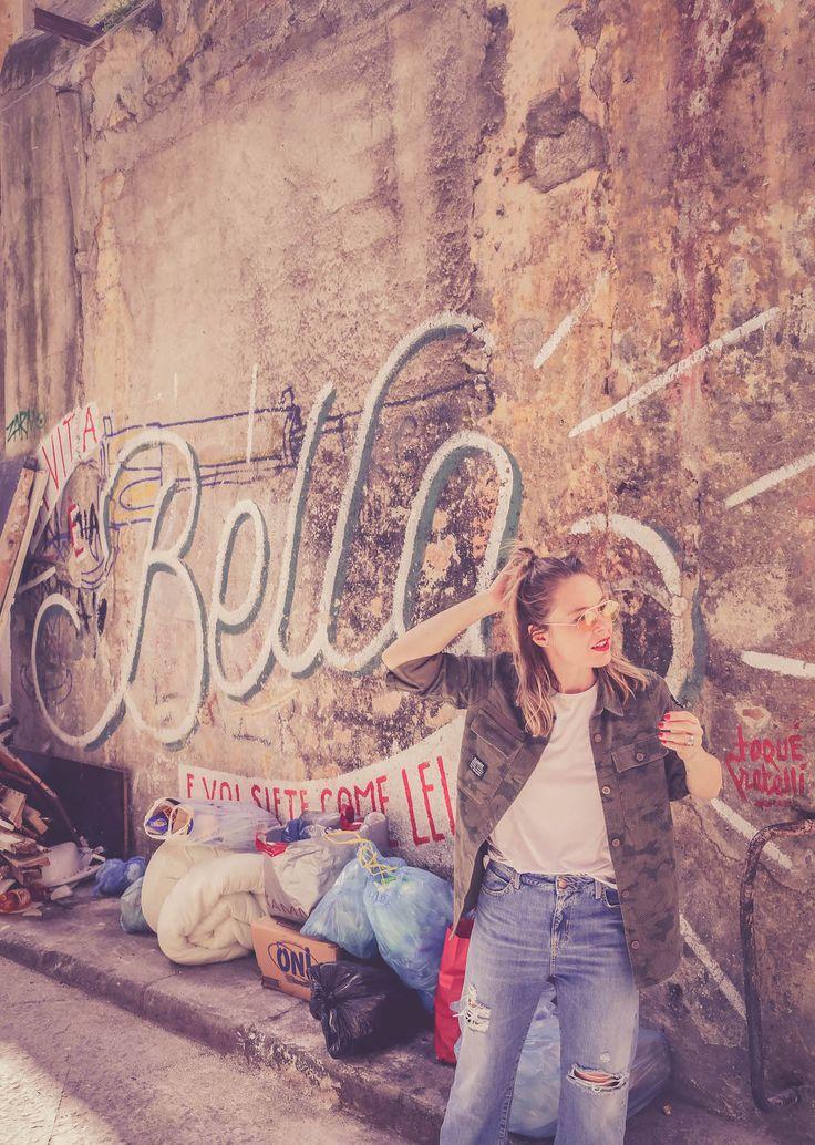 streetstyle Element Eden travel blogger Palermo Lucia Del Pasqua viaggi Sicily