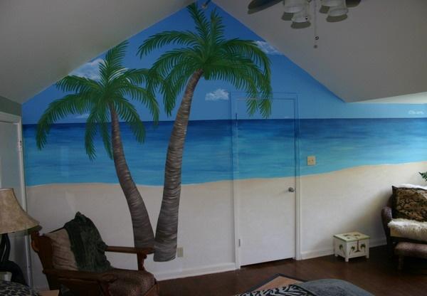 Best Beach Themed Decor Beauty Beach Wall Murals Beach Theme 400 x 300