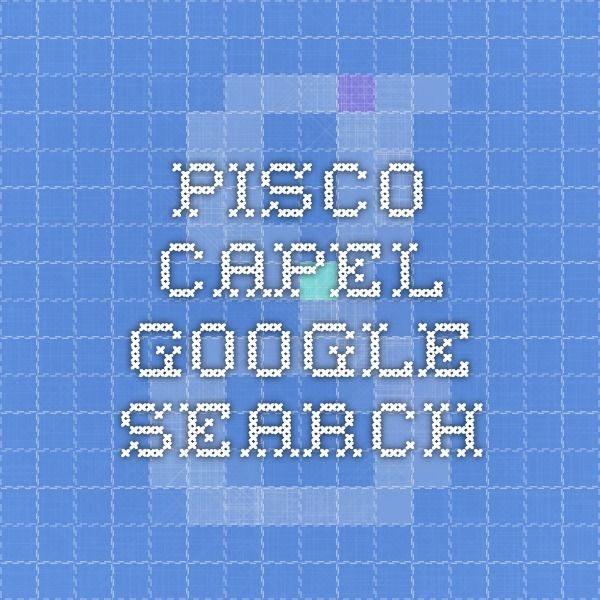 Pisco Capel - Google Search
