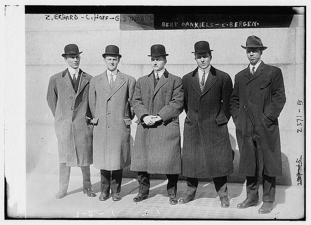 Z. Erhard, C. Hoff, G. Simmons, Bert Daniels, E. Bergen (LOC) | Flickr - Photo Sharing!