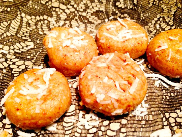 Power snack recipe - Tahini Balls | Jessica Sepel