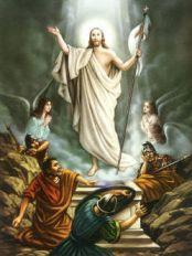 15ª ESTACIÓN: JESÚS RESUCITA