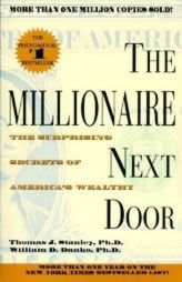 Nine Lessons in Wealth-Building from The Millionaire Next Door ~ I read this book in college--completely shaped my view on money and investing ~ everyone should read