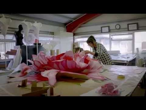 Pop-Up Flowers – May 2015 | Inside Harrods | Harrods - YouTube
