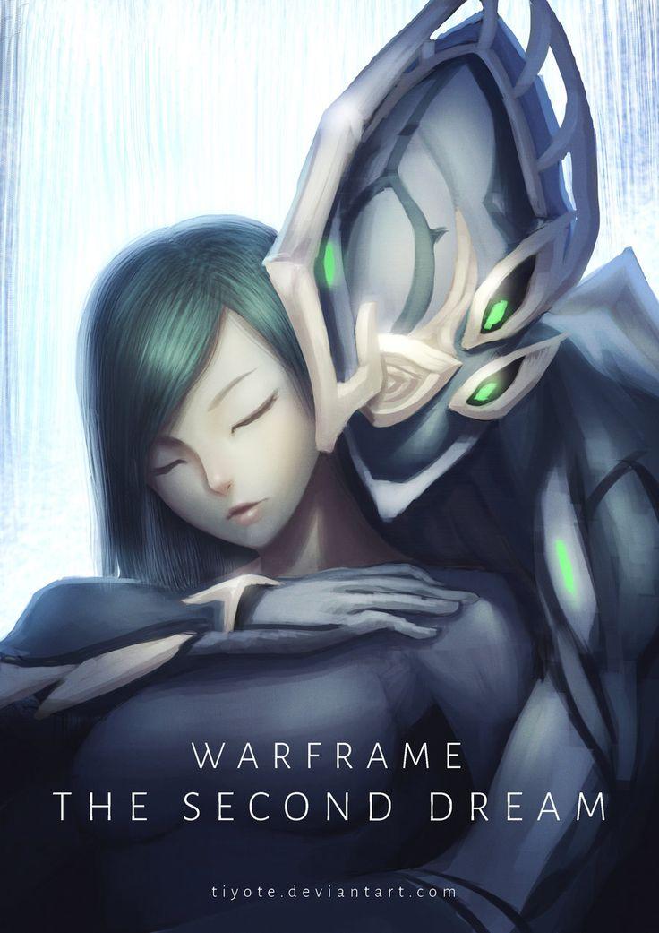 Cute Anime Alien Wallpapers Warframe Fan Art By Tiyote Deviantart Com On Deviantart