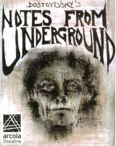 """dostoievsky """"Notes from underground"""""""