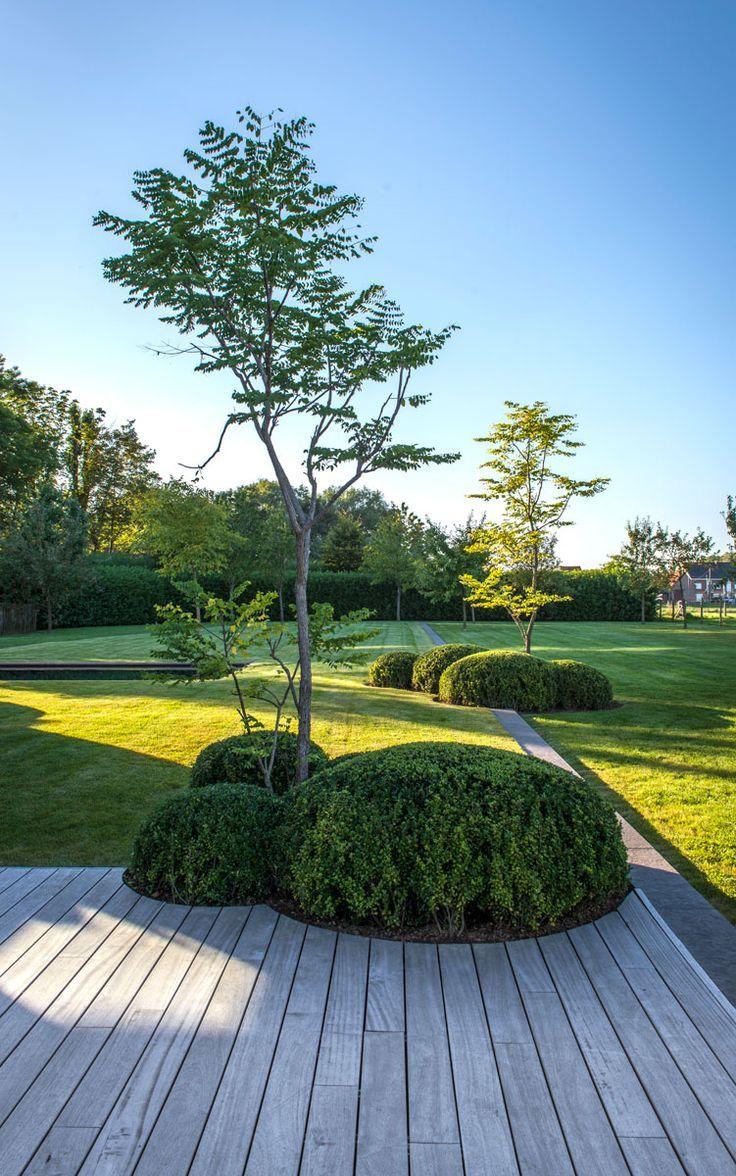 Landschaftsgärten von Garden Company 't Groen…