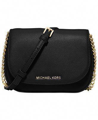 cd75f70eda6e MICHAEL Michael Kors Bedford Small Crossbody Saddle Bag - Designer Handbags  - Handbags Accessories - Macys