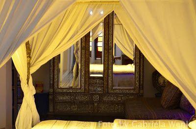 #Marrakesch #bedroom #marocco #riad #marrakech