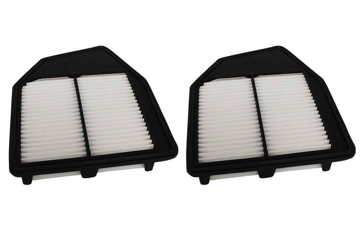 2 Rigid Panel Air Filters Fit Honda | Part # A36309 & CA10467