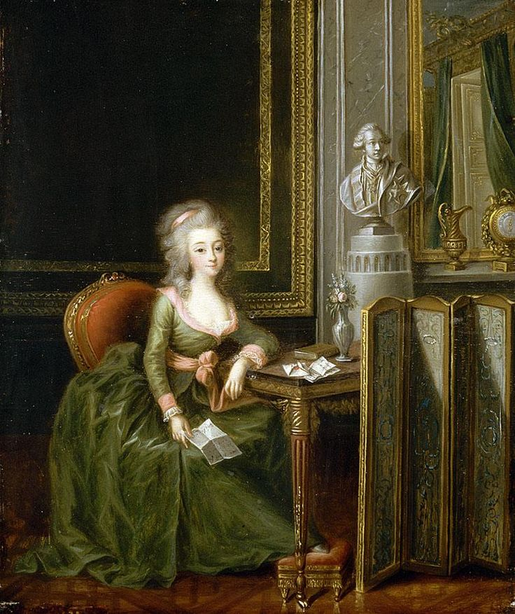 Marie-Thérèse de Savoie, Comtesse d'Artois (c.1790). Alexander Kucharsky (Polish, 1741-1819).  Marie-Thérèse de Savoie, Comtesse d'Artois (1756–1805), princess of Sardinia and of Piedmont, was the wife of Charles de France, comte d'Artois, the youngest grandson of Louis XV of France, who become Charles X of France in 1824.