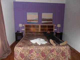 Accommodation in Spain: Hotel La Fuente del Sol