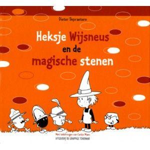Een boekje geschreven voor kinderen over de magie van stenen