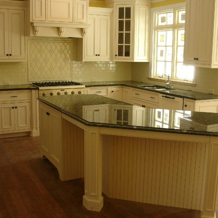 Pictures Of Kitchens With Green Granite Countertops
