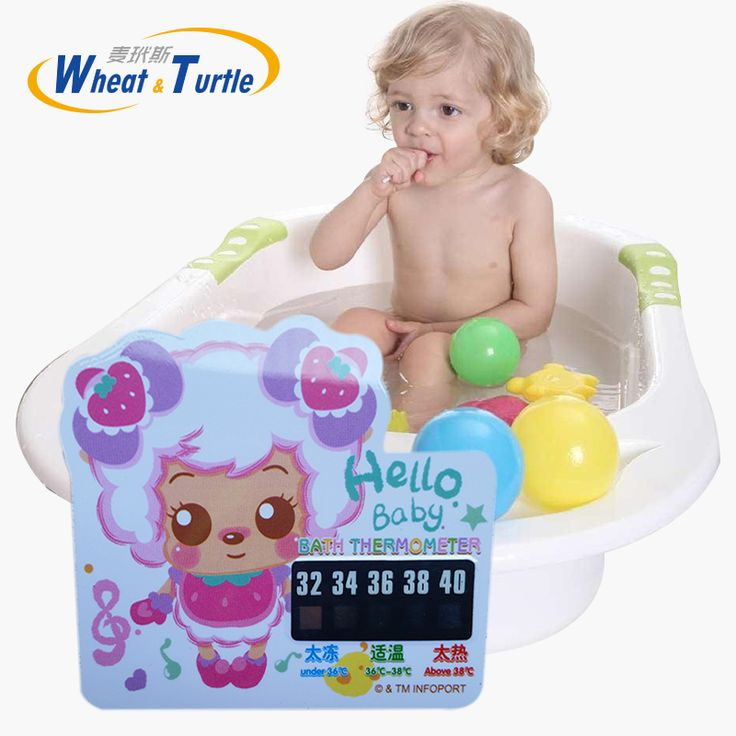 >> Click to Buy << 2017 Cartoon LCD Bath Thermometer New Infant Baby Safe Bath Water Temperature Thermometer Sticker Digital Baby Bath Thermometer #Affiliate