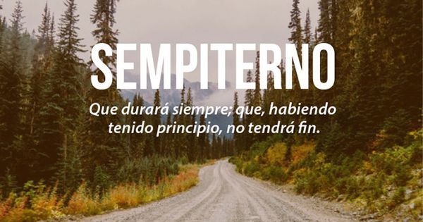 Las 20 palabras más bonitas del idioma español (II) | Amor, Te Amo and No Se