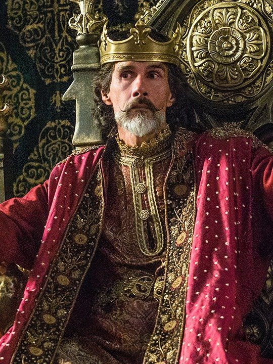 Vikings (TV show)  Lothaire Bluteau as Emperor Charles
