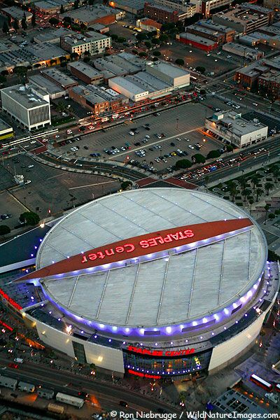 Staples Center Photos, Los Angeles, California