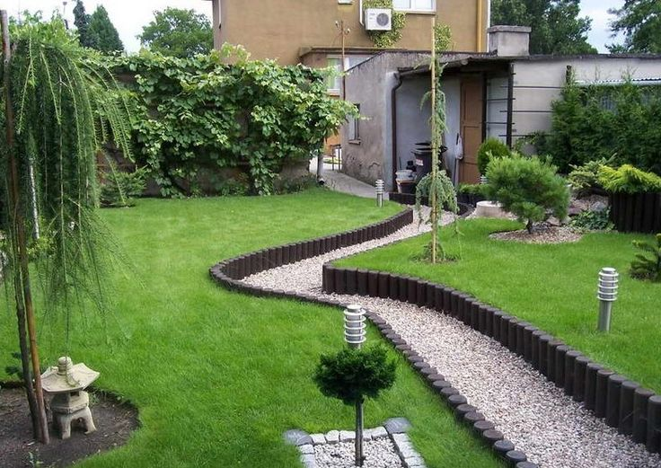 Easy backyard ideas simple backyard landscaping ideas in for Easy backyard landscaping