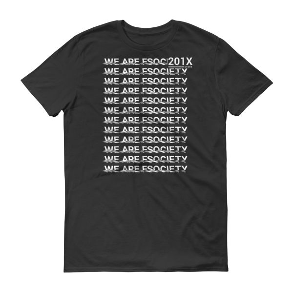 We Are FSociety – 201X Mr. Robot t-shirt