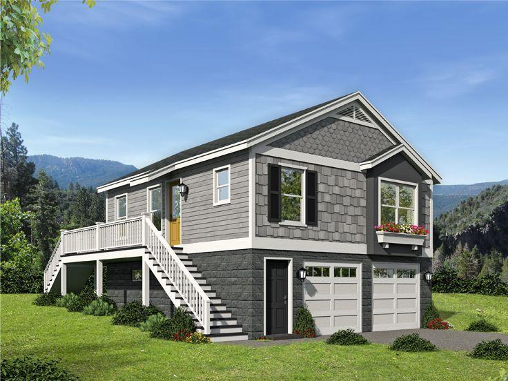 Best 25 garage apartments ideas on pinterest garage for 2 car deep garage
