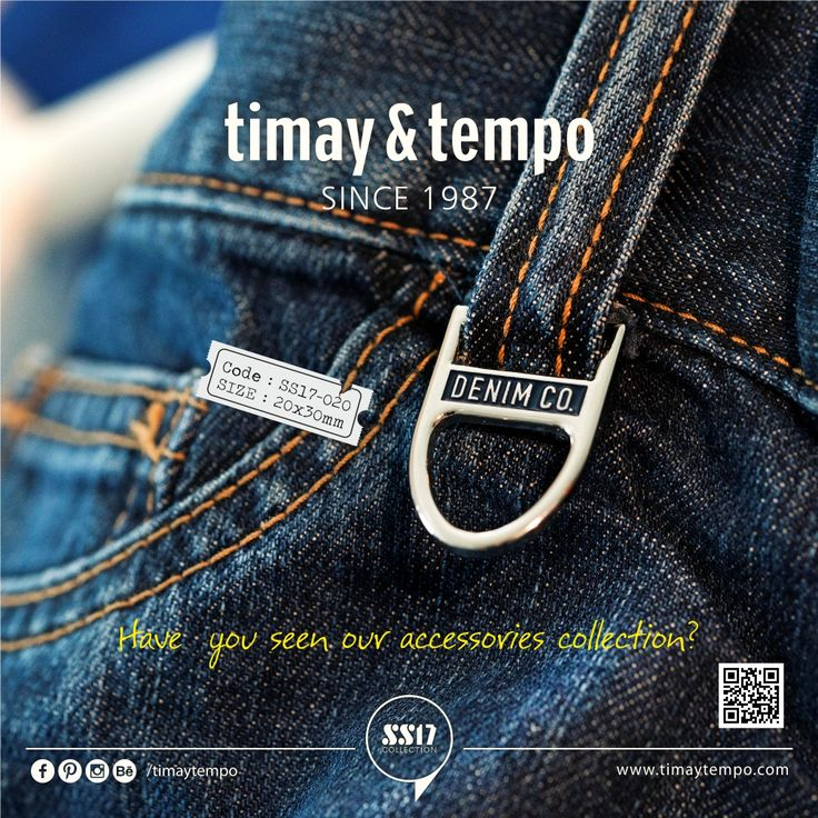 Have you seen our accessories collection? #timaytempo #metal…