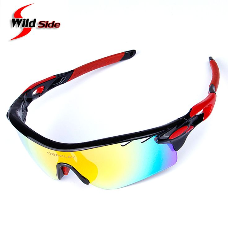 cycling goggles rq0o  Aliexpresscom : Buy OBAOLAY New Designed Polarized Anti fog Cycling Glasses  Sports Eyewear TR90