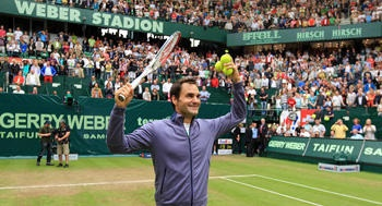 Foto: GERRY WEBER OPEN