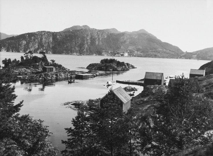 Kleppestø havn, Askøy