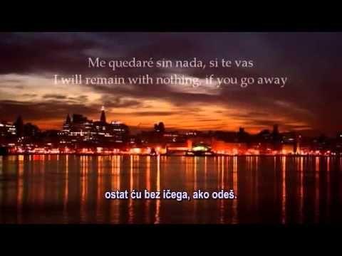 Julio Iglesias - Abrazame - Embrace me - Zagrli me - lyrics