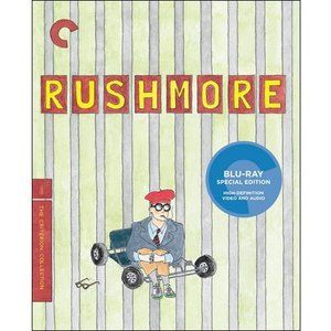 Rushmore (Criterion Collection) (With Poster) (Blu-ray) (Widescreen)