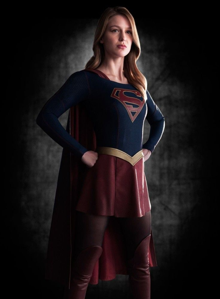 Supergirl - a modest superheroine. *wipes tears* It is possible! =P