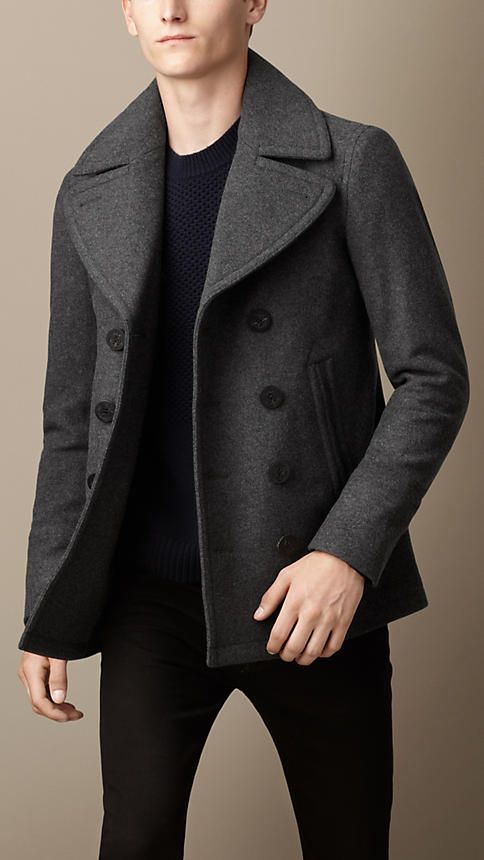 137 best pea coat images on Pinterest