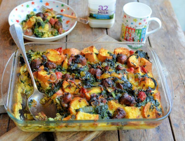 Christmas Morning Breakfast Bake :http://www.lavenderandlovage.com/2015/11/christmas-morning-breakfast-bake-50-waitrose-voucher-giveaway.html
