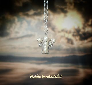 Heidin korutaiteilut: Enkeliriipus