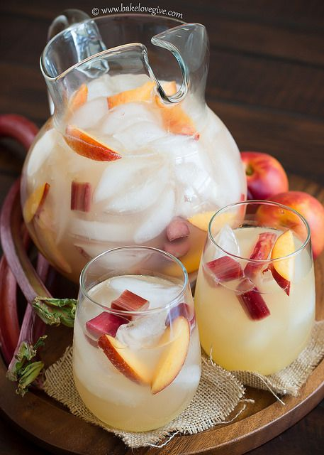 Late Spring Sangria