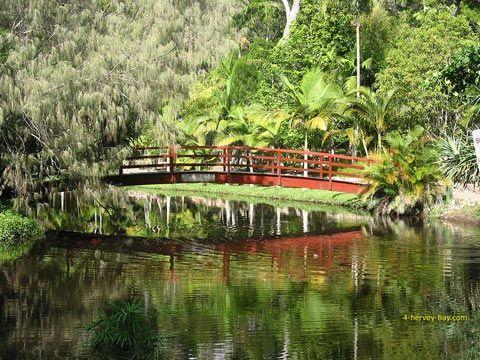 Botanical Gardens Hervey Bay