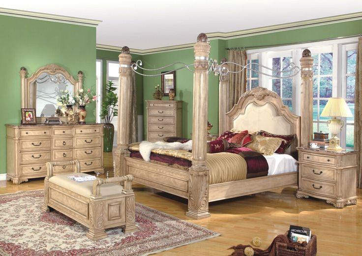 4 Poster Bedroom Sets - Home Design Ideas