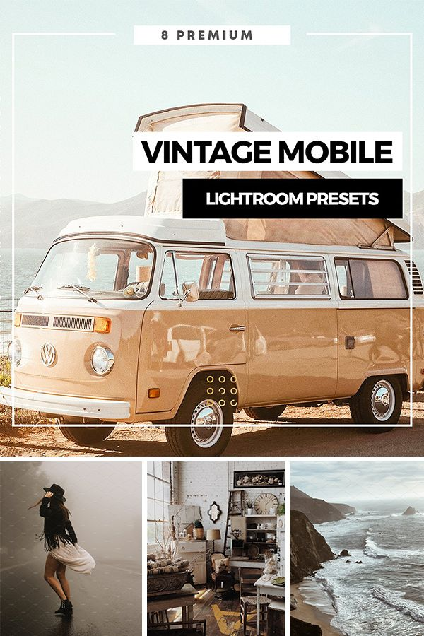 Mobile Lightroom Preset to make beautifully enhanced photos