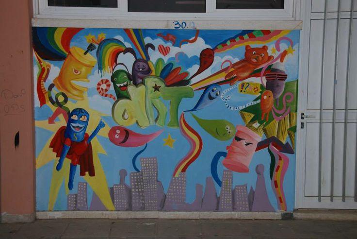 Art Class Wall Art