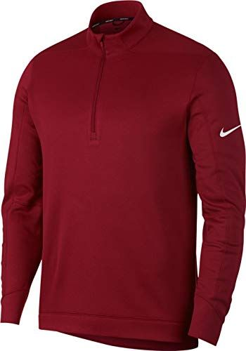 Amazing offer on NIKE Therma Repel Top Half Zip OLC Golf Pullover 2018 online