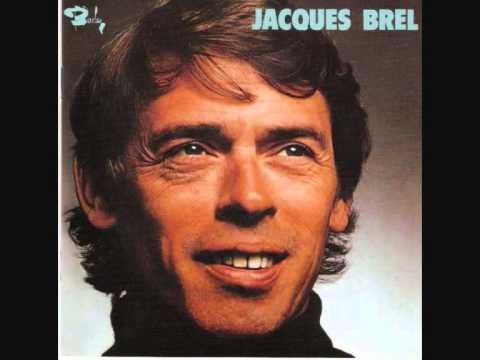 Jacques Brel - Quand on a que l'amour - YouTube